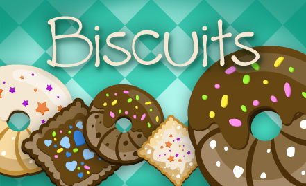 Have a biscuit on the AppStore